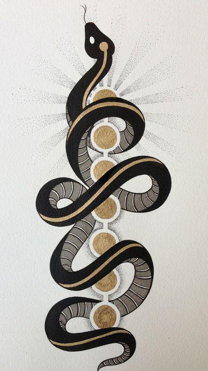 Chakra Snake
