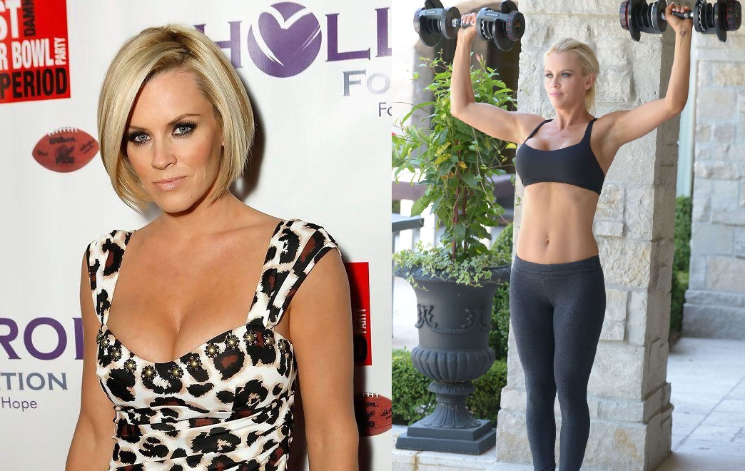 Ready to pose nude for Playboy: Jenny McCarthy - The